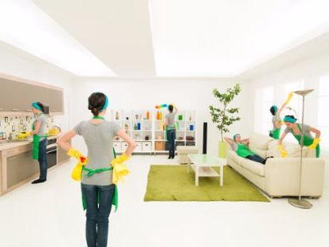 residential cleaning maids